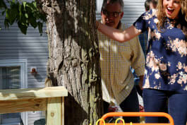 Treehouse Masters - Surprise Makeover Edition