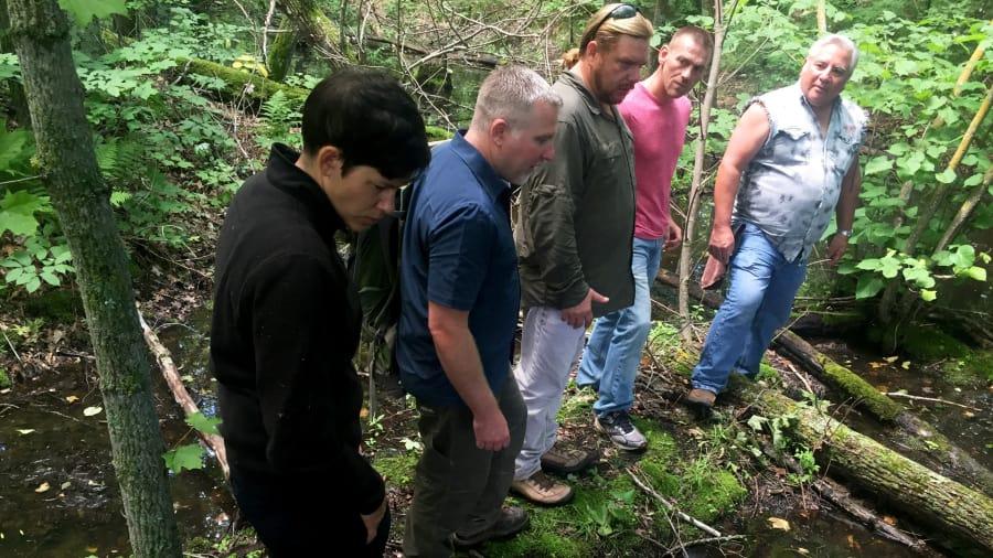Finding Bigfoot - Bigfoot Town