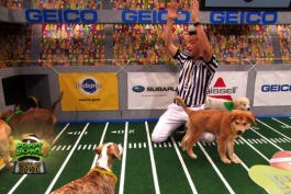 Puppy Bowl - Inside The Bowl: Back to Back TDs