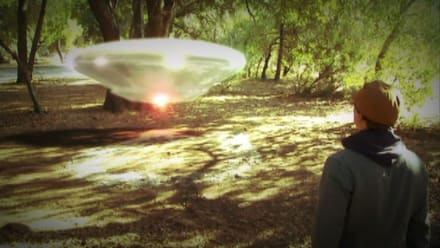 Lost UFO Files - UFO Sightings of the 70s