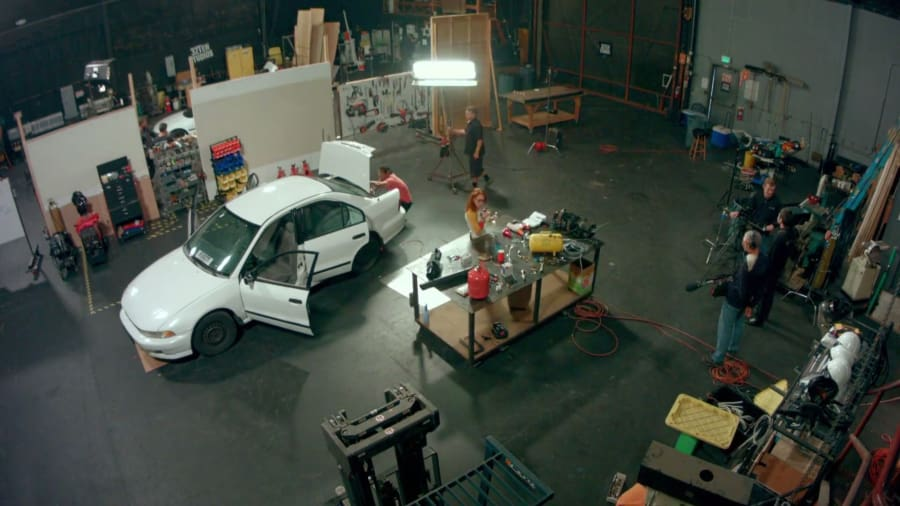 MythBusters: The Search - Return of the Spy Car