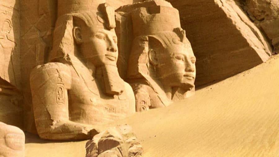 Egypt's Greatest Mysteries - The Temple of the Sands