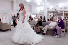 Say Yes to the Dress - Worth the Weight
