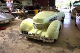 Restoration Garage - A Cord Accord