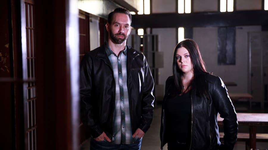 Paranormal Lockdown - Old Chatham County Jail