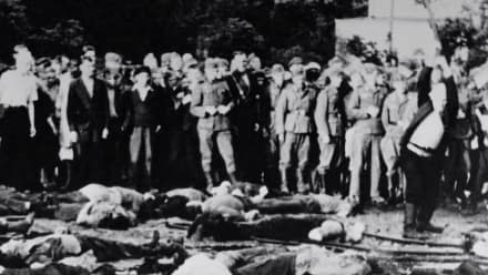 Nazi Death Squads - Mass Graves