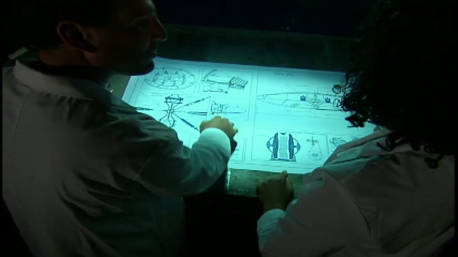 Lost UFO Files - Alien Engineering, Part 2