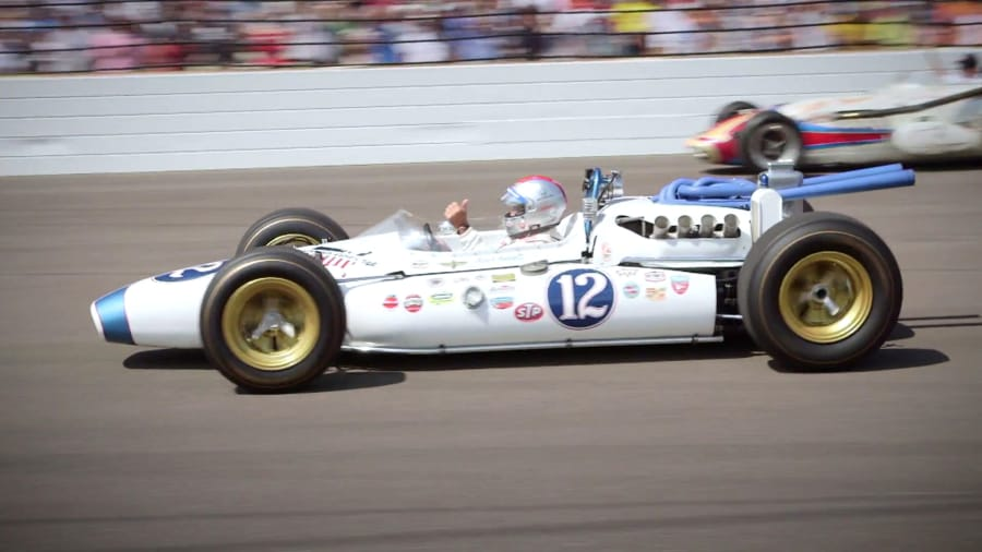 AmeriCarna - Andretti Flies Again at the 100th Running of Indy 500