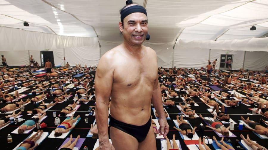 Vanity Fair Confidential - Bikram Feels the Heat