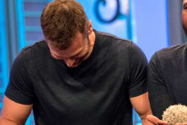 Animal Nation with Anthony Anderson - Walton Goggins: Jonathan Kite; 4-foot Alligator