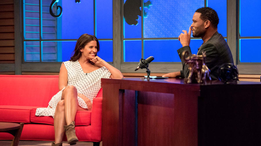 Animal Nation with Anthony Anderson - Mercedes Mason; Joey Diaz; Sea Otters