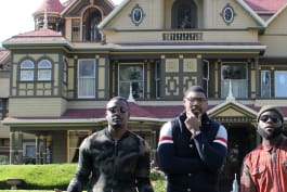 Ghost Brothers on TLC - Winchester Mystery House