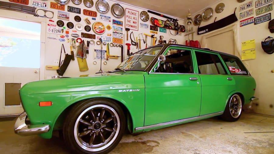 Garage Dreams - Chopped!