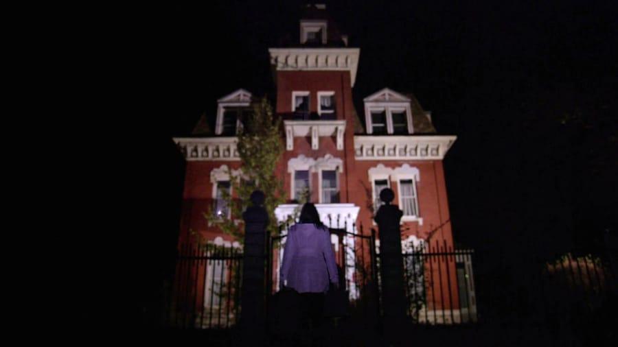 Paranormal Lockdown - Scutt Mansion & Monroe House Unlocked
