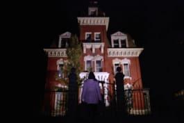 Paranormal Lockdown on TLC - Scutt Mansion