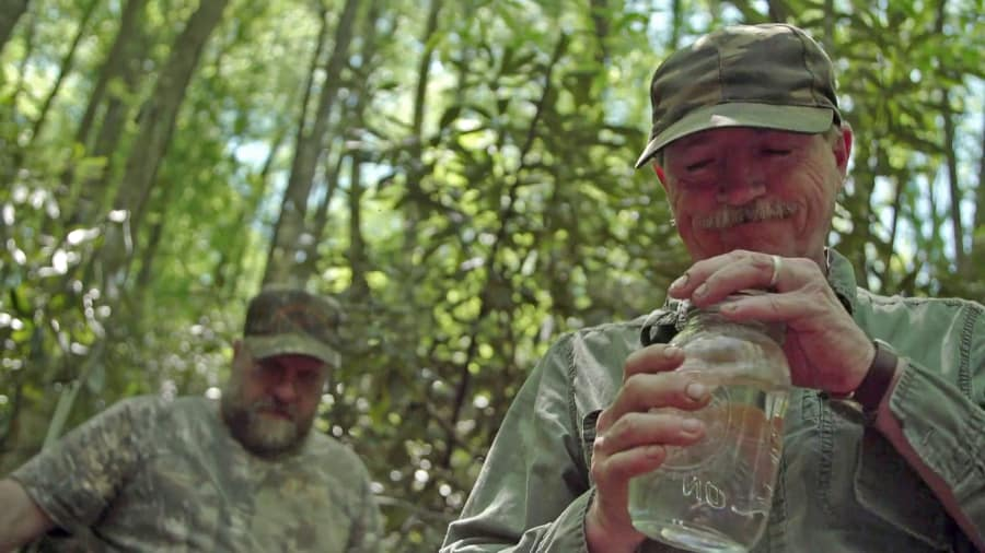 Moonshiners - Mark Rogers: Last of the Mountain Men