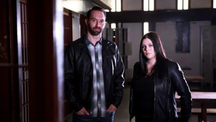 Paranormal Lockdown - Old Chatham County Jail & Shrewsbury Prison Unlocked