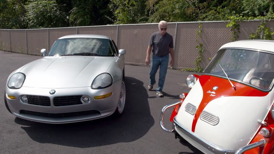 Chasing Classic Cars - A-List B Cars