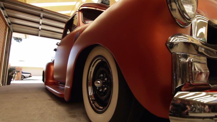 Garage Dreams - Build Me A Car I'm The Machine Man
