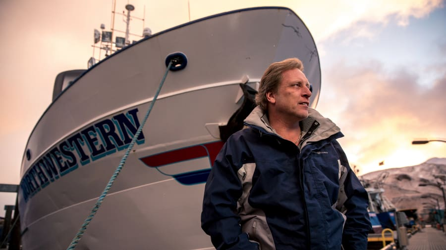 Deadliest Catch - Legends Born and Broken