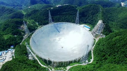 Impossible Engineering - World's Largest Radio Telescope