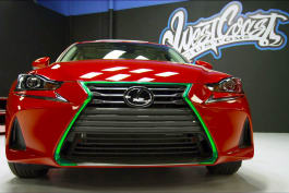 Inside West Coast Customs - Sriracha IS