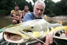 River Monsters - Jungle Terminator