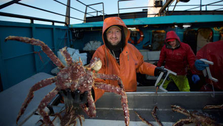 Deadliest Catch - Uncharted Territory