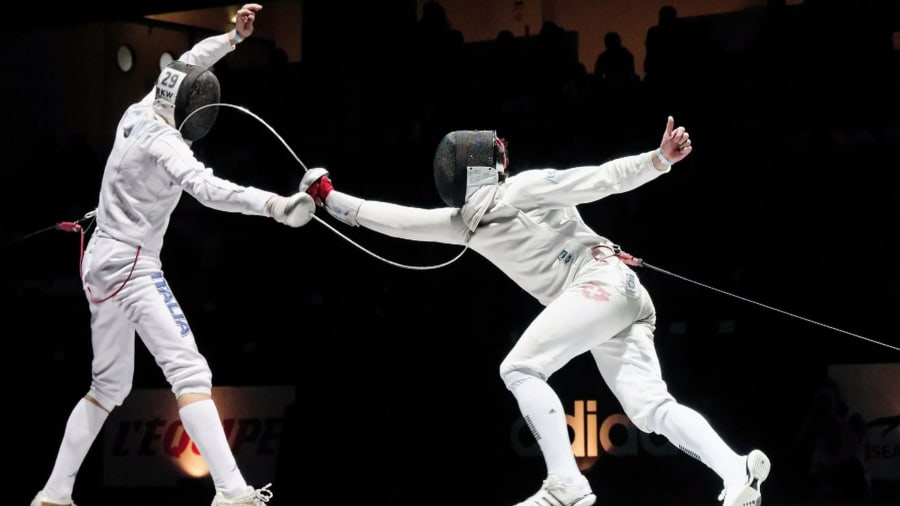 Incredible Inventions - The Drum, The Slinky, The Fencing Sword