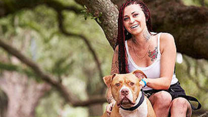 Mariah Pit Bulls Parolees Cast Animal Planet