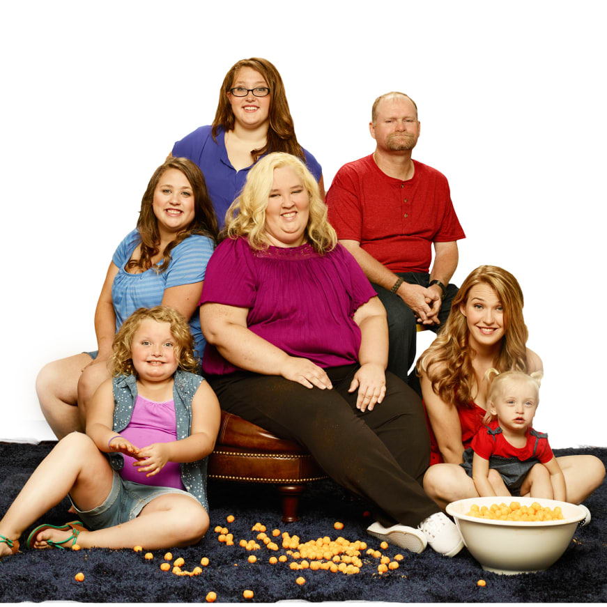 Here Comes Honey Boo Boo: The Lost Episodes