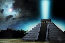 UFOs: The Lost Evidence - Ancient UFO Earth Landings