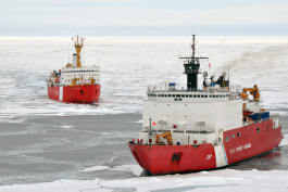 Impossible Engineering - How Do Icebreaker Ships Work?