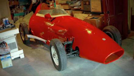 Chasing Classic Cars - Stellar Stangeullini, Boss Bandini