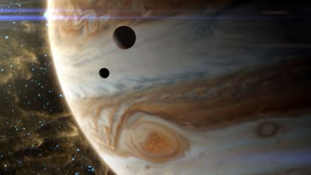 NASA's Unexplained Files - Curse of the Gas Giant