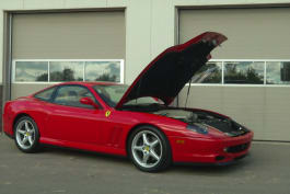 Legendary Motorcar - A Ferrari Deal and $5000 Risk on Mini