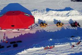 Impossible Engineering - Ice Base