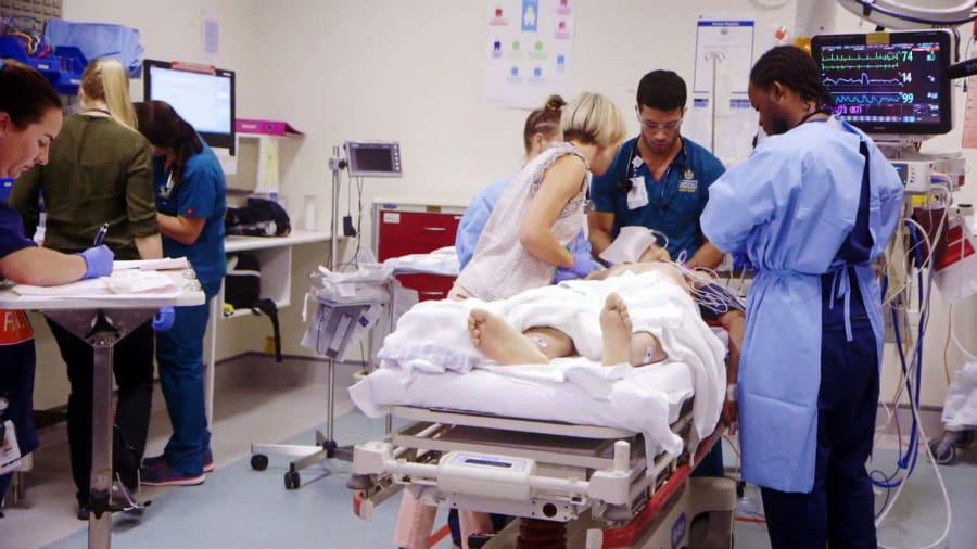 Emergency 24/7 - Heart Shock