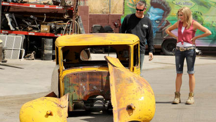 Vegas Rat Rods - Freakshow on Wheels