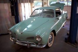 Chasing Classic Cars - Wayne's Good Karma(ann) Ghias