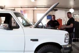 Junkyard Empire - Buck Wild Bronco