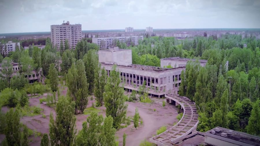 Mysteries of the Abandoned - Phantoms of Chernobyl