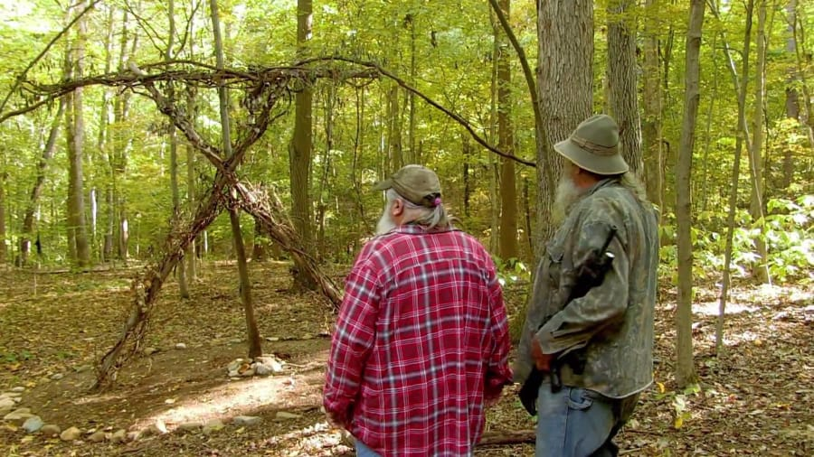 Mountain Monsters - The Black Wolf