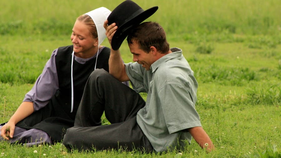 Return to Amish - Jeremiah's Story