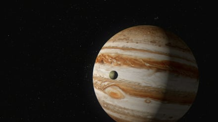 Space's Deepest Secrets - Secret History of Jupiter