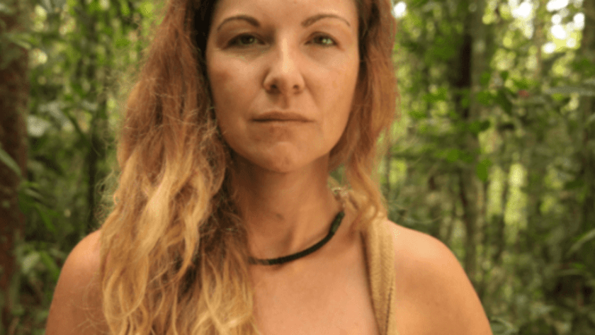 Amber Hargrove - Naked And Afraid Xl Cast  Discovery-4348