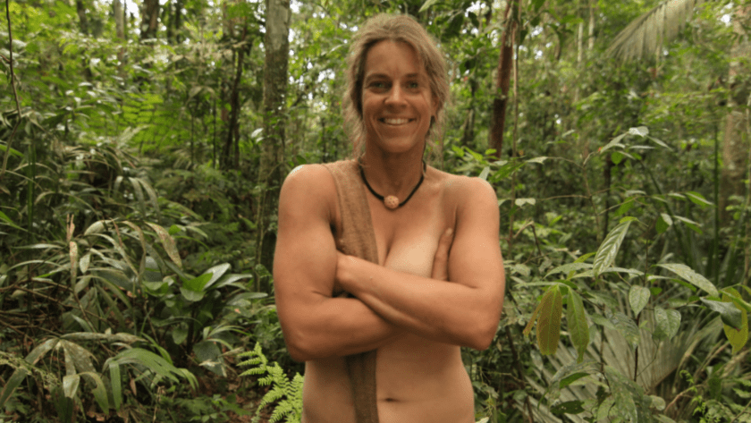 Shannon Kulpa - Naked And Afraid Xl Cast  Discovery-4029