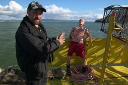MythBusters on Science - Deadliest Catch Crabtastic Special
