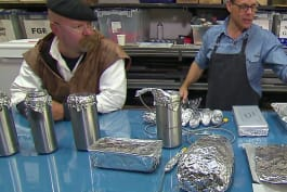 MythBusters on Science - Food Fables