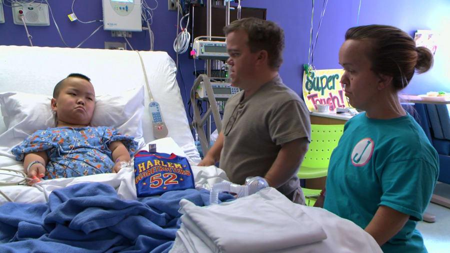 7 Little Johnstons - Brain Surgery for Alex